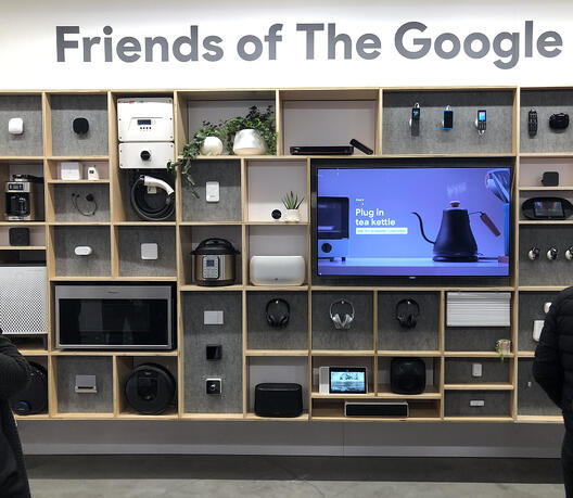 Google Assistant IoT Devices
